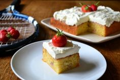 Wimbledon Cake