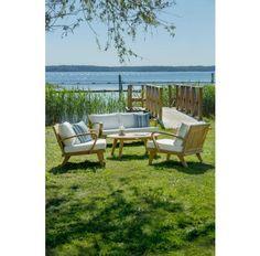 KENYA - Outdoor teak furniture - Formlagret.se