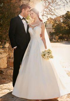 Essense of Australia D2152 Wedding Dress photo