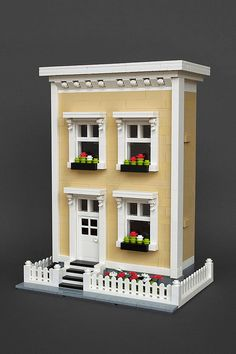 Halifax Townhouse #2 by Chris McVeigh