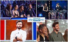 Sky Upfront 2016 - I programmi di Sky Uno HD: X Factor Masterchef Italia Hells Kitchen, Sky, Baseball Cards, Sports, Italia, Heaven, Hs Sports, Heavens, Sport