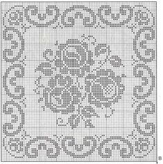 quilting like crazy Biscornu Cross Stitch, Cross Stitch Borders, Cross Stitch Embroidery, Cross Stitch Patterns, Knit Or Crochet, Crochet Motif, Crochet Doilies, Doily Patterns, Crochet Patterns