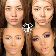 11striking images proving how make-up can deceiveus all