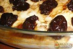 Receita de Pavê de ameixa preta em receitas de paves, veja essa e outras receitas aqui!