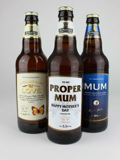 custom designed beer labels on your own bottle of beer
