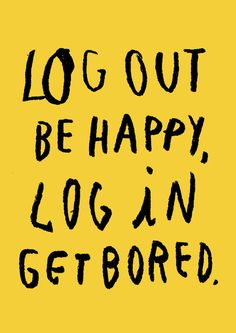 LOG OUT  by WASTED RITA