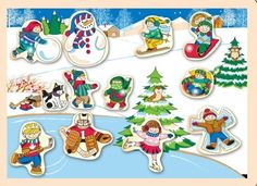 "Pierre Belvedere Toy 2-in-1 Magnetic Wooden Boards - Winter Sports by Pierre Belvedere Toy. $20.99. Board features 2 ways to play; standard puzzle on one side and a winter-themed magnetic play board on the other; includes 12 colorful magnetic shapes. Pierre Belvedere toy early years collection 2-in-1 winter sports magnetic wooden board; board measures approximately 12"" x 16"". Designed for children ages 3 years and above; unlimited opportunities for imaginative story-..."