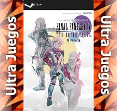 FINAL FANTASY IV: The After Years (STEAM KEY) DIGITAL