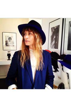 Best of Instagram: Fashion Month Edition - Caroline de Maigret #beyondtherow