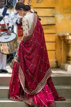 Elegant black 2 piece ready to wear pret Suffuse by Baroque Pret wears 2018 Indian Wedding Outfits, Bridal Outfits, Indian Outfits, Wedding Dresses, Wedding Hijab, Choli Designs, Lehenga Designs, Gharara Designs, Pakistani Dresses