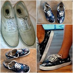 Wow what a difference, something to do with ur old vans