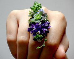 Ring Corsages: Upcoming Wedding Trend For 2015 - LUX Wedding Florist