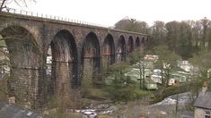 A Look at Ingleton Village, North Yorkshire. 14th Feb 2013