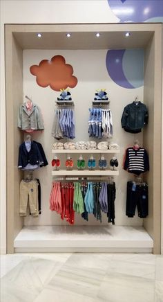 Trendy Toys Shop Interior Design , 67 Trendy Toys Shop Interior Design , 67 Trendy Toys Shop Interior Design , Jungle Animal Theme - Baby Shower Centerpeices - Clothes Hangers Carters Mall of America Wall 3 752 отметок «Нравится Clothing Store Interior, Clothing Store Displays, Clothing Store Design, Shop Interior Design, Home Interior, Studio Interior, Interior Garden, Interior Ideas, Interior Styling