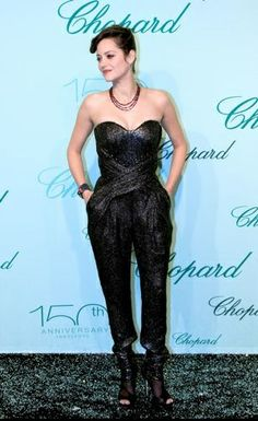 Marion Cotillard The Chopard 150th Anniversary Party Palm Beach Pointe Croisette during the 63rd Annual Cannes Film Festival May 2010