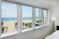 AIR Venice on the Beach (Venice (California)) - Located on the famous Oceanfront Walk, these historic hotel rooms boast beautiful views of Venice Beach and the Pacific Ocean. Free WiFi is available in all areas. Guests can enjoy the on-site bike hire.