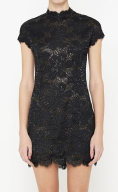 Geoffrey Beene Black Dress (would love this in white for my convertible dress)
