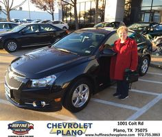 #HappyBirthday to Vicki Spiro from Everyone at Huffines Chevrolet Plano!