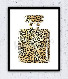 Wall Decor Print Perfume Perfume Print by lulusimonSTUDIO, $15.00