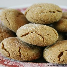 Gooseberry Patch Recipes: Spiced Gingerbreads