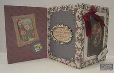 Becky Skinner - Crafter's Companion Downton Abbey Papercrafting Kit - #crafterscompanion #DowntonAbbey