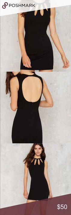 Nasty Gal cutout dress So hot! Nasty Gal Dresses Mini