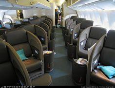 Air New Zeland Boeing 777 Business Class