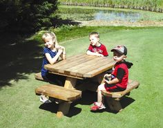 DIY Kids Picnic Table From Pallet Wood | Pinterest | Pallets, Picnic Tables  And Kids Picnic