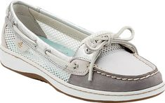 Sperry Top-Sider - Women's Angelfish Slip-On Boat Shoe from Sperry. Saved to Shoes. Cute Shoes, Me Too Shoes, Comfy Shoes, Sperry Top Sider Angelfish, Sperry Shoes, Swagg, Sperrys, Boat Shoes, Sailing Shoes
