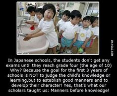 Funny pictures about The Way They Do It In Japan. Oh, and cool pics about The Way They Do It In Japan. Also, The Way They Do It In Japan photos. Faith In Humanity Restored, Japanese School, Wtf Fun Facts, Random Facts, Random Stuff, The More You Know, Mind Blown, Humor, In This World