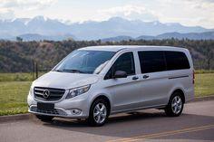 e442ad3837ea10 First drive  2016 Mercedes-Benz Metris Ford Transit