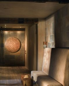 The White Horses Spa at Doonbeg was designed to capture the warmth and invitation of an old Irish house
