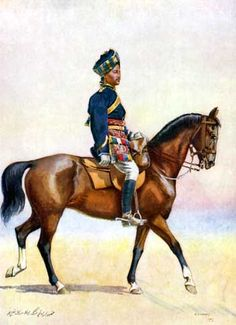 12th Bengal Cavalry- The Battle of Charasiab War: Second Afghan War. Date: 6th October 1879 Place: South of Kabul in Afghanistan. Combatants: British and Indians against Afghan tribesmen.