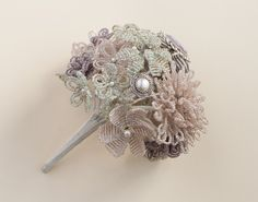Whitney Alyssa, Handcrafted Bouquet