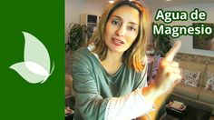 ★★★ EL AGUA DE MAGNESIO MEJORA LA PIEL ★★★ Water magnesium improves skin by Pilar Nature http://www.pilarnature.com/blog/?cat=76