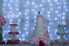 Mesa Bolo de Casamento