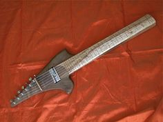 It's lots of fun to go fretless! I've been playing around with the fretless guitar concept for the...