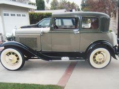 BEAUTIFUL CLASSIC 1931 FORD VICTORIA | Reseda CA