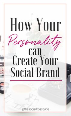 How to use your personality to fuel your brand- Have you ever wondered how to use your personality to fuel your brand? In this blog post you'll discover how your personality can create your social brand. Click to read more.