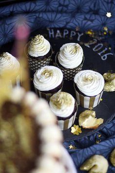 Mokka Torte, Guinness Cupcakes & Glückskekse - Mocha Cake, Guinness Cupcakes & Glückskekse | Das Knusperstübchen