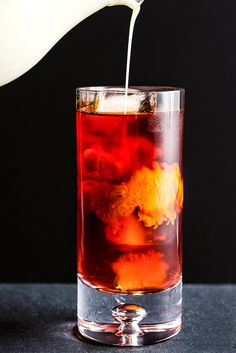 Foreign National, Seattle's coolest new bar, just introduced the one drink you need to try this winter. It's equal parts amazing and controversial.