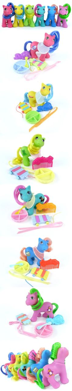 My Little Pony Playtime Baby Brother Ponies