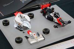 McLaren - GP Of Australia 1993 - A. Senna - Tamiya - - Car Forums and Automotive Chat Tamiya Model Kits, Tamiya Models, Model Cars Kits, Formula 1, Lego Wheels, Honda Africa Twin, Model Cars Building, Plastic Model Cars, Mclaren Mp4