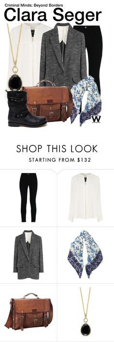"""Criminal Minds Beyond Borders"" by wearwhatyouwatch ❤ liked on Polyvore featuring STELLA McCARTNEY, Derek Lam, Étoile Isabel Marant, Alexander McQueen, SHARO, Effy Jewelry, rag & bone, television and wearwhatyouwatch"