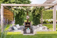 Backyard, Patio, Outdoor Structures, Interior Design, Outdoor Decor, House, Garden Ideas, Outdoors, Home Decor