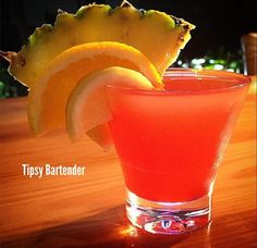 BAHAMA BREEZE - For more delicious recipes and drinks, visit us here: www.TopShelfPours.com