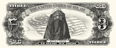 Stephen Barnwell's Money Art.