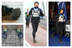 SainteLyon en FiveFingers et transition ! #5doigts #barefoot #vibram #fivefingers #chaussures #minimalistes