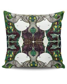 The Dreamer Girl Cushion Cover