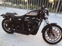 Sportster 883r Harley Davidson